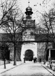 Halle (Saale) – Eingang zum Stadtgottesacker