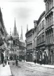 Halle (Saale) – Blick in die untere Große Steinstraße