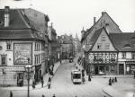 Halle (Saale) – Blick in die Geiststraße