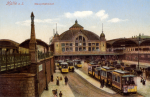Halle a. S. Hauptbahnhof